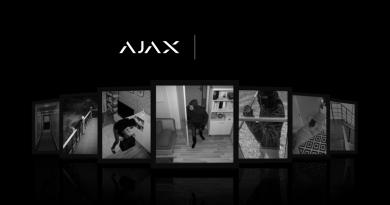 AJAX Беспроводная смарт-сигнализация